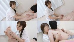 [F / MM man tickling] Nurse is fulfilling her desire! ? [Hatsuno Tsubasa]