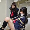 School girl detective