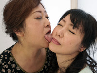 Fuji / Yuki: beauty wife's face licking full high-vision version