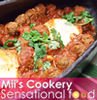 ケフタ tajine ( boiling ) [by Mii s Cookery Sensational food]