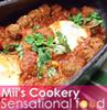 ケフタ의 タジン (캐 서 롤) [Mii 따옴표 s Cookery Sensational food]