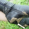 Wet&Messy Shoes画像集027
