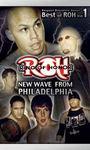 Ring of Honor Low Ki VS AJ Styles 2002年4月27日 フィラデルフィア