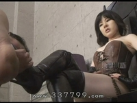 【MistressLand】荒縄緊縛拘束拷問責め #015