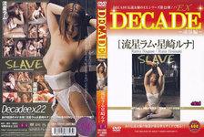 EX 22 DECADE Meteor lamb and hoshizaki Luna-description-