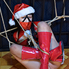 Santa's Helper Namie Trapped and Bound in the Attic FULL