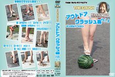 """THE CRUSH-Outdoor crush Vol.3"" CRUSH THE outdoor crash Series Vol.3 Sandals version"