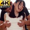 【4K animation】 Women whose nipples feel