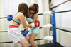 """""""Lesbian Boxing No.4"""" レズボクシング No.04"""