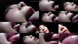 【フェチ界M男】超美形のお姉様に顔舐めしてもらった!!(ウェアラブルカメラ)