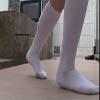 White Socks Scene014