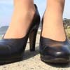 Wet &Messy Shoes Scene030