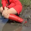 Wet &Messy Shoes Scene033