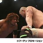 BATI-BATI 35-5-year anniversary celebration-1 Uchida Shoichi vs Nagai maturity t.