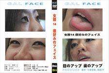 VSH-14 女人脸 14