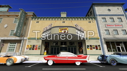 Illustration CG theater