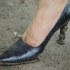 Wet&Messy Shoes画像集026