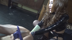 FETISHI-SM hole torture! Whipping torture! Many poor, mass torture Galaxy Queen