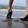 Wet &Messy Shoes Scene029