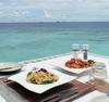 Huvafen Fushi restaurant Huvafenfushi/Restaurant