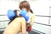"""""""Lesbian Boxing No.3"""" レズボクシング No.03"""