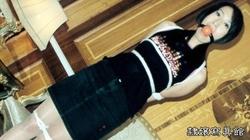 Sara Fujisaki - Mini Skirt Bondage - Ballgag