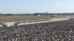 Iruma Air Base Festival 2010