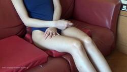 スク水の身体・脚【コスプレ/フェチ】