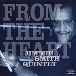 【ジャズ・アルバム】FROM THE HEART(フロム・ザ・ハート) / JIMMIE SMITH QUINTET(ジミー・スミス・クインテット) (全9曲)