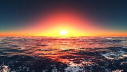 Image CG Sunrise