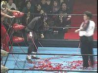 Gedou LOVE Michinoku best version the and great Sasuke VS Gakkai