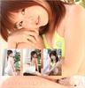Yamada Yu Xiang green bikini look...