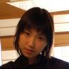 Dark-haired school girl Fujimori